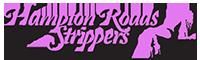 https://hamptonroadsstrippers.com Logo